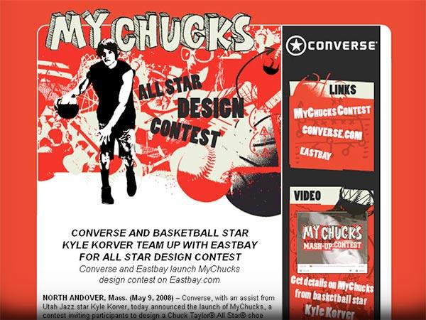 eMNR - Converse / My Chucks