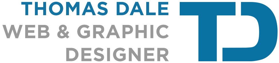 Thomas Dale Creative Services: Web, Print, Logo Design