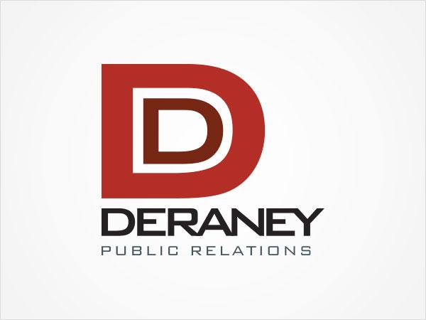 Logo Design - Deraney Public Relations