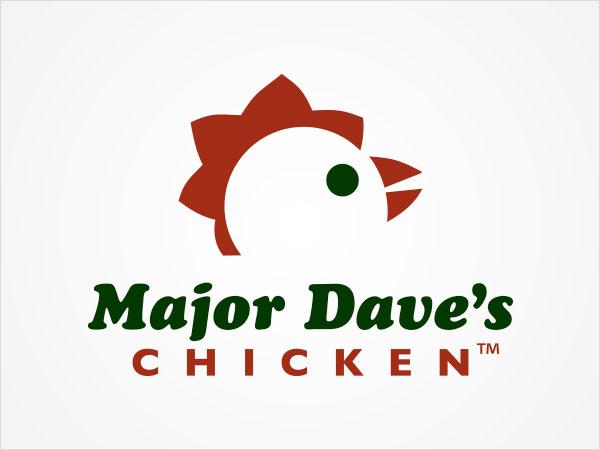 Logo Design - Major Daves Chicken