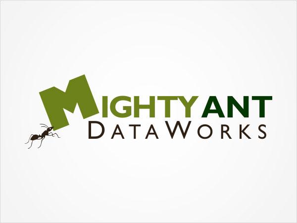 Logo Design - Mighty Ant DataWorks