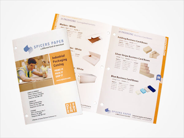 Print - Spicers Paper