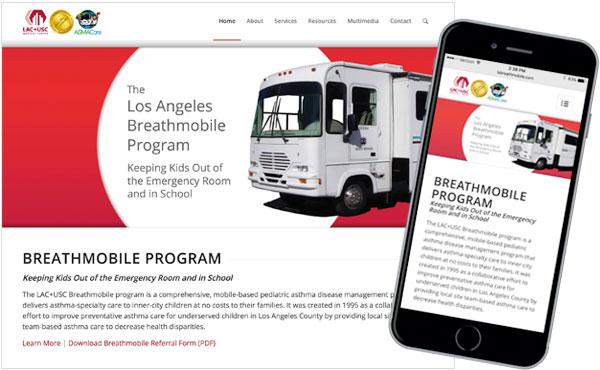 Web - Breathmobile